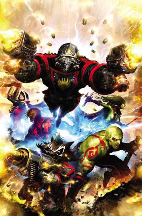 Guardians of the Galaxy By Abnett, Dan/ Lanning, Andy/ Pelletier, Paul (ILT)/ Walker, Brad (ILT)/ Magno, Carlos (ILT)